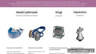 Diplomat.com.pl   Maski i połmaski ochronne i BHP