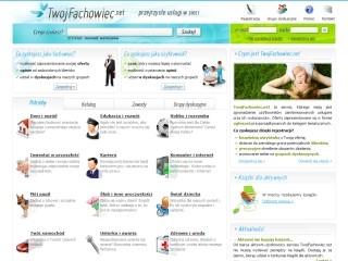 Katalog usług TwojFachowiec.net