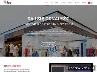 IPS - IndoorPositioningSystem.pl