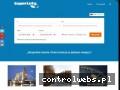 Screenshot strony www.superloty.com