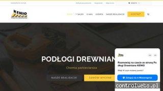 KENIO układanie parkietu Wrocław