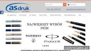Hurtownia artykułów biurowych ASDRUK.PL