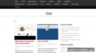 LIXO.pl - Sklep Sportowy Online