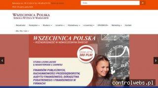 Studia dla cudzoziemców Warszawa