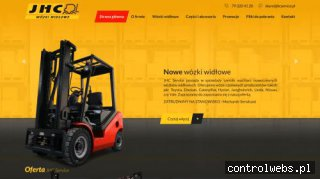 JHC Service toyota wózki widłowe wrocław
