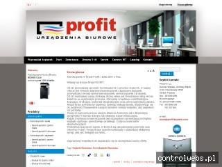 www.kserokopiarki-profit.pl