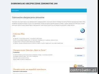 ubezpieczeniezdrowotne24h.pl