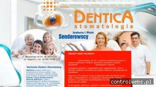 Dentysta Radom Stomatolog - DENTICA Senderowscy