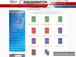 Firmowe Kalendarze Książkowe - Producent Kalendarzy DIARY