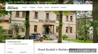 Hotel Bielsko - Beskid