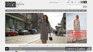 METAFORA sukienki wizytowe sklep internetowy