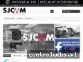 Screenshot strony sj-cam.pl