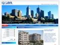 Screenshot strony www.globalproperties.pl