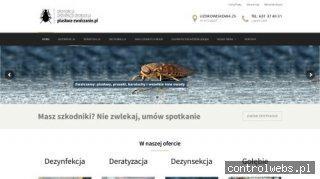 www.pluskwa-zwalczanie.pl