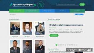 Najlepszy doradca finansowy - www.sprawdzonydoradca.pl