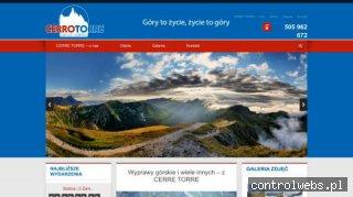 CERRO TORRE Wyprawy górskie małopolskie