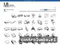 Screenshot strony modero.com.pl