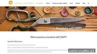 szwalnia.odczapy.pl