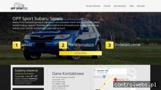 Subaru serwis Warszawa - http://oppsubaru.pl