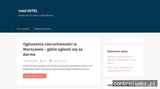 Www.medintel.com.pl - poradnia neurologiczna Wilanów