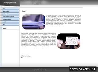 Audyt systemów zarządzania - auditing.com.pl