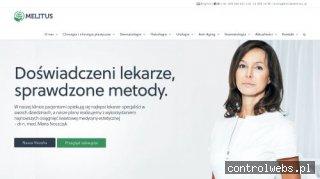 Klinika Melitus - lipofilling Warszawa