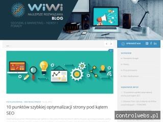 Blog.wiwi.pl - blog SEM
