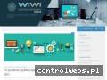 Screenshot strony blog.wiwi.pl