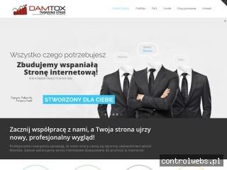 projektowanie stron www http://www.webdamtox.pl