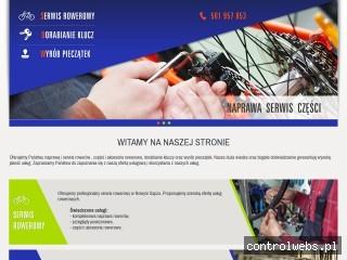 Serwis rowerów Nowy Sącz