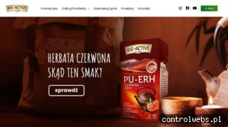 Herbaty Big-Active