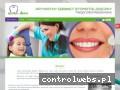 MAŁGORZATA RASZEWSKA implanty zębów pabianice