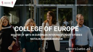 Podyplomowe studia międzynarodowe