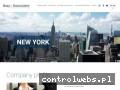 Screenshot strony www.kancelariailasz.com