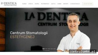 Protetyka w La Dentica w Krakowie