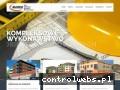 Screenshot strony www.markons.pl