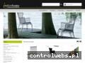 Screenshot strony www.italianhome.pl
