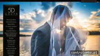 Bydgoskie studio fotografii ślubnej Grupa 5D
