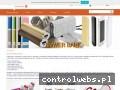 Screenshot strony upominkarnia-dla-biznesu.pl