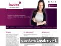 Screenshot strony www.kws-tax.pl