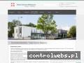 Screenshot strony www.twojecentrummedyczne.pl