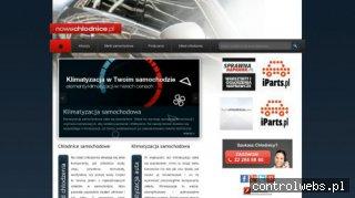 Blog motoryzacyjny NoweChlodnice.pl