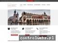 Screenshot strony kancelaria-gk.pl