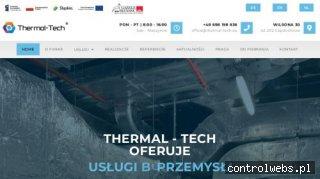 THERMAL-TECH materiały izolacyjne
