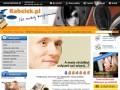 Screenshot strony www.kabelek.pl