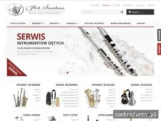Sprzedaż instrumentów Muremo