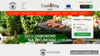 cookking.pl - grill palenisko