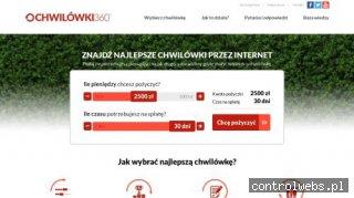 Chwilówki przez internet - chwilowki360.pl