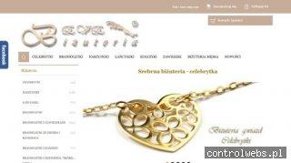 Biżuteria srebrna - sklep internetowy EVE