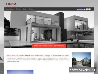 NOVA mieszkanie na sprzedaż Częstochowa